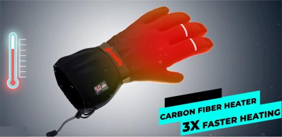 купить перчатки с автоматическим подогревом в Кирове